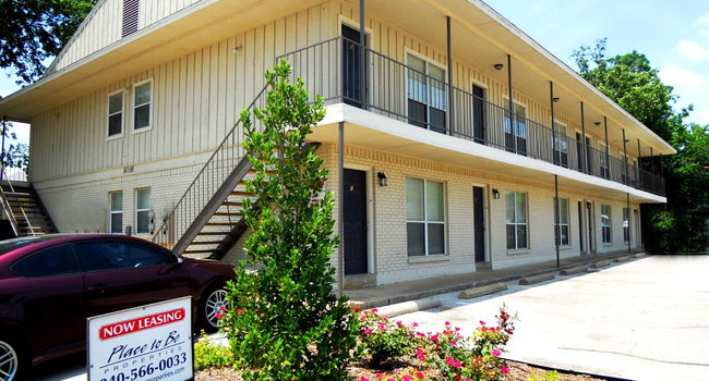 Image Of Place To Be Properties In Denton Tx