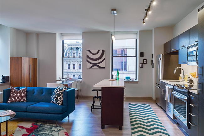 Studio apartments in center city philadelphia