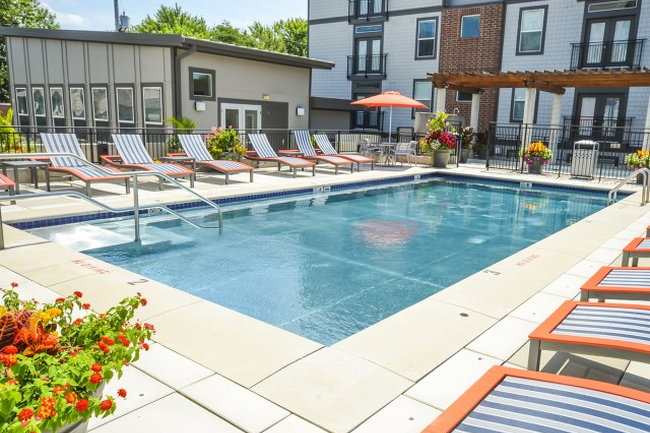 45 Madison 31 Reviews Kansas City Mo Apartments For Rent